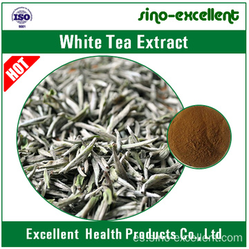 Extracto de té blanco natural
