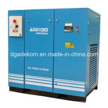 Compresor de aire del tornillo sin aceite médico de alta calidad VSD (KC37-08ET) (INV)