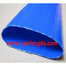 Economic Duty Blue Layflat Hose for Agriculture Irrigation