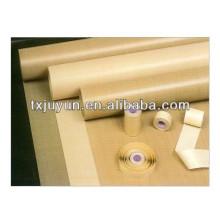 Tecido de PTFE Tecido de tecido de pano Selo de calor fita adesiva Aderente Teflon ROLL