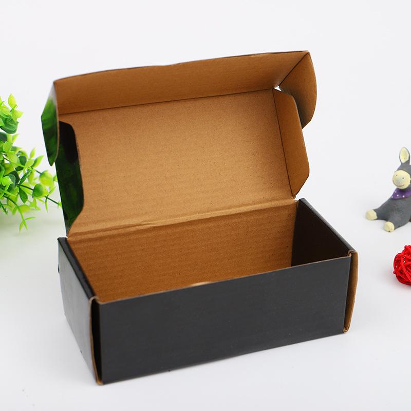 Factory wholesale custom shipping box corrugated cardboard mailer