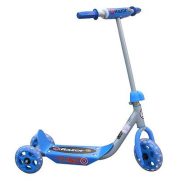 Mode blau Baby Scooter