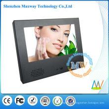 tela de publicidade de varejo 7 polegadas pequeno display lcd