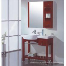 Tocador del gabinete de cuarto de baño de los 100cm (B-339)