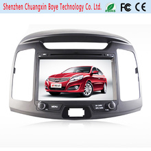 Système de support de voiture DVD Navigation-DVD-TV pour Hyundai Elantra 2011