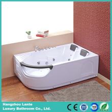 Качественная акриловая экономичная гидромассажная ванна с Ce (пневматическое управление TLP-665)