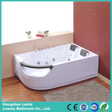 Beste Qualität Acryl Economic Whirlpool Badewanne mit Ce (TLP-665 pneumatische Steuerung)
