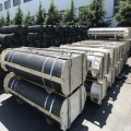 Electrode noire iran UHP500-700 de haute qualité