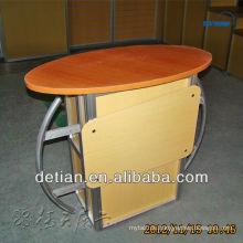 gute Qualität moderne Empfangstheke Salon Rezeption Tisch