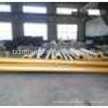 Preço redondo de aço do pólo claro de rua de Yangzhou TIANXIANG 3-12m