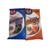 Lingettes humides de produits de nettoyage pour sols désinfectants
