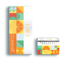 Pomelo Fruits Series Heat Not Burn E-cigarette Sticks
