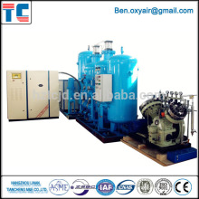 Glas-Blas-Generator-Sauerstoff-System CE Passed