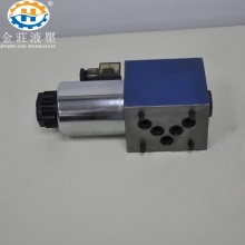 Cheap One-way safety solenoid control valve