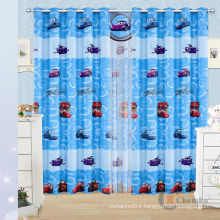 China kids room curtain, kids curtain rods finials