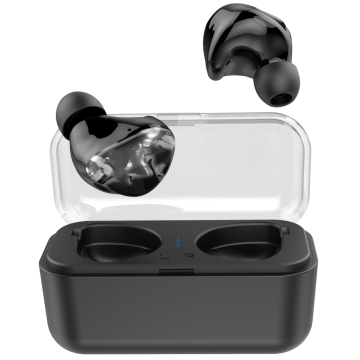 True Wireless Bluetooth Sport à prova de suor Earbud
