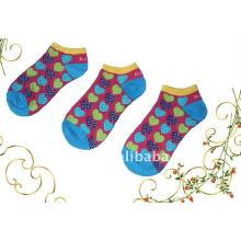 Calcetines de algodón de mujer