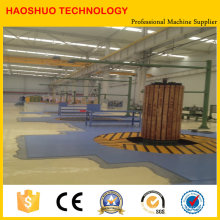 Automatic Vertical Coil Winding Machine for Transformer