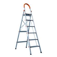 Escalier en aluminium domestique à échelle pliante en aluminium