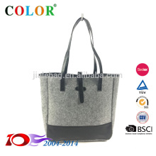 Beautifully printed packing bag, OEM production pp non woven zipper bag