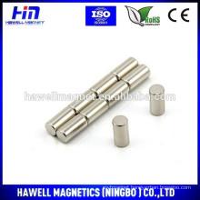N52 neodymium magnet cylinder ROHS