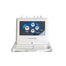 Portable rf radio frequency skin tightening machine