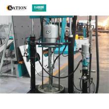 Máquina hidráulica de enchimento de selante de silicone