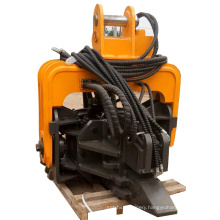 High quality hydraulic vibratory pile driver for excavator