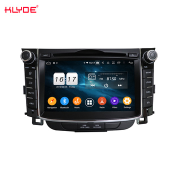 Android Auto DVD GPS-Player für I30