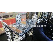 Nuevo diseño Mesa de comedor barroco D1019