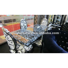 Новый дизайн в стиле барокко обеденный стол D1019