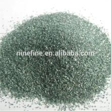 Grünes Siliziumkarbid 100F