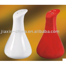 Ceramic salt&pepper set JX-79AR