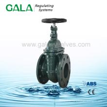 "4"" steam gate valve PN16"