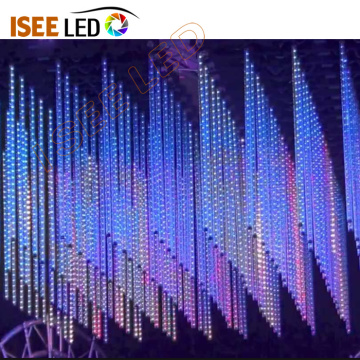 360Degree Şeffaf LED Piksel Video Tüp Işık
