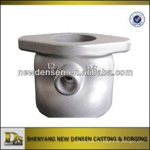 Cola de silicona colada de inversión 316SS válvula de ajuste China fabricación