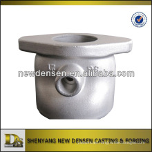 Silicon glue investment casting 316SS valve fitting China manufacture