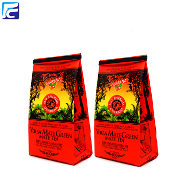 Food Grade Matt Printed Coffee Packaging Bag Wholesale