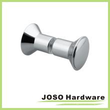 Bathroom Chrome Solid Door Knob (DKB06)