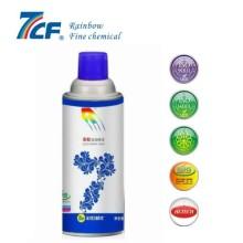 pintura de pulverizador do aerossol de carro