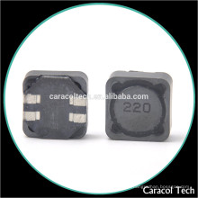 Serie blindada SMD 6R8180uH Inductor Coil para PCB