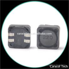 Série blindada SMD 6R8180uH Bobina de indução para PCB