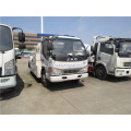 JAC small 4x2 cheapest towing truck