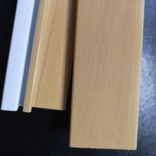 Woodgrain UPVC Profile للتخصيص
