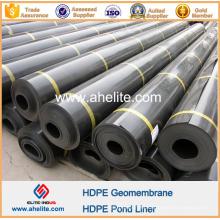 HDPE Geomembrane Pond Liner para Roof Garden