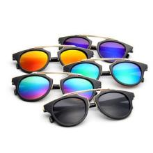 Gafas de sol de los deportes Dazzle Color, gafas de sol Logotipo personalizado