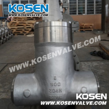 API 600 Cast Steel Pressure Sealed Gate Valves
