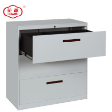 Factory directly sale KD structure lateral file storage 3 drawer cabinet