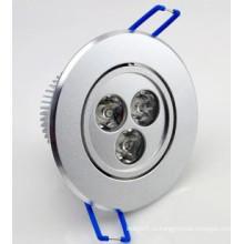 Светодиодный свет 7W потолочное освещение downlight СИД