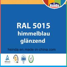 Ral Color Ral 5015 Revestimento em pó azul celeste